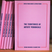 The Territories of Artists' Periodicals
